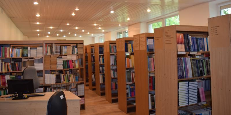 Bibliotekos skaitytojų dėmesiui