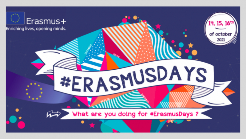 Erasmus+ dienos Utenos kolegijoje