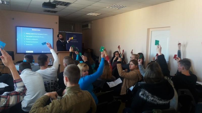 Edukacinis  simuliacinis žaidimas studentams