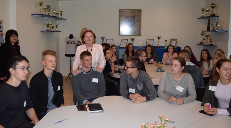 Dėstymo vizitai pagal Erasmus+ programą