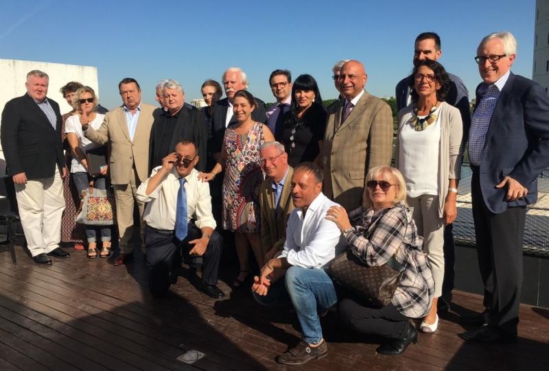 Kolegijos direktorius dalyvauja EURHODIP 2017 konferencijos darbe