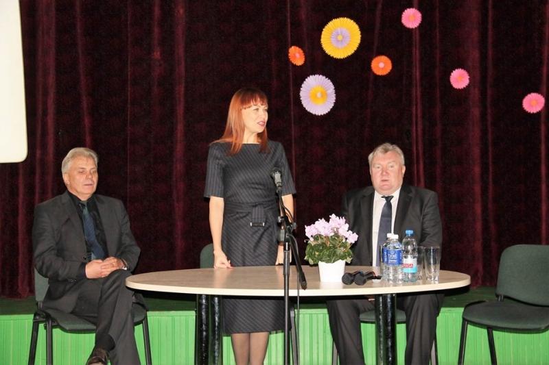 Bendruomenės susitikimas-diskusija su švietimo ir mokslo ministre