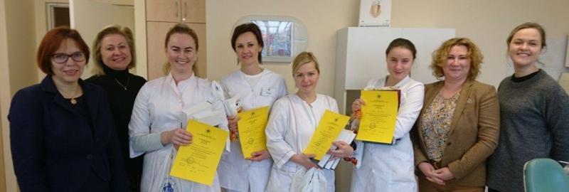 Odontologinės priežiūros studijų programos III-io kurso studentų profesionalumo konkursas