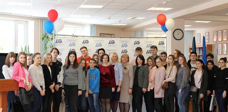 Dėstymo vizitas Rusijos tarptautinėje turizmo akademijoje