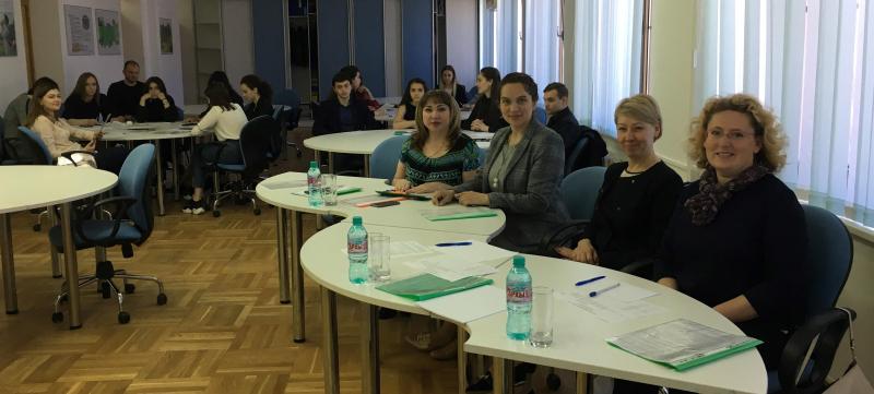 Vizitas Stavropolio valstybiniame žemės ūkio universitete