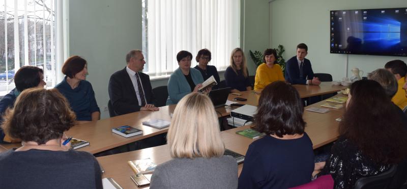 Kolegijoje pirmą kartą paminėta Tarptautinė projektų valdymo diena