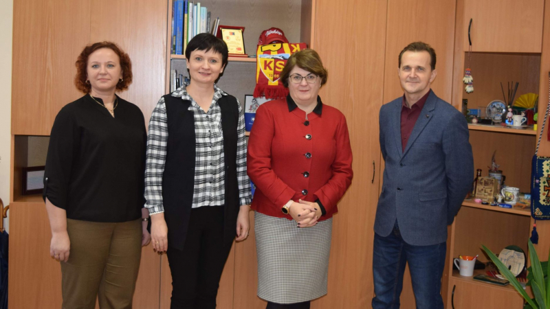 Representatives of RTA visited Utena University of Applied Sciences