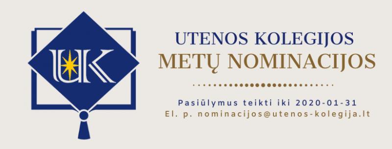 Kviečiame siūlyti kandidatus Metų nominacijoms