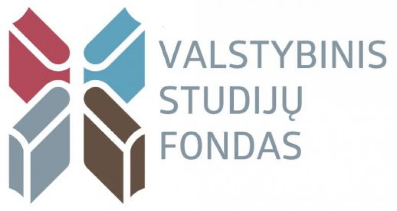 Valstybinio studijų fondo veikla karantino laikotarpiu